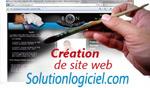 Création de site web au meilleur prix www.solutionlogiciel.com